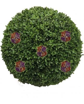 "Hedge Sphere 22"" D"
