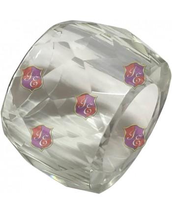 Crystal Cut Napkin Ring (Large)