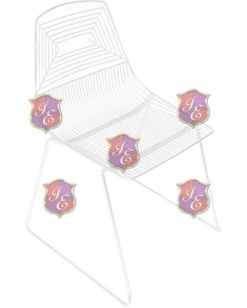 Wire Chair (White)