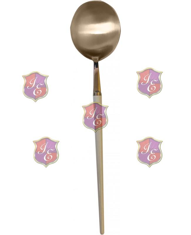 GOA Dinner Spoon (Silver-White)