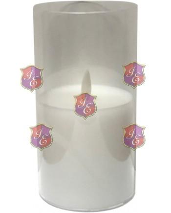 Pillar Candle (Medium) 3AAA
