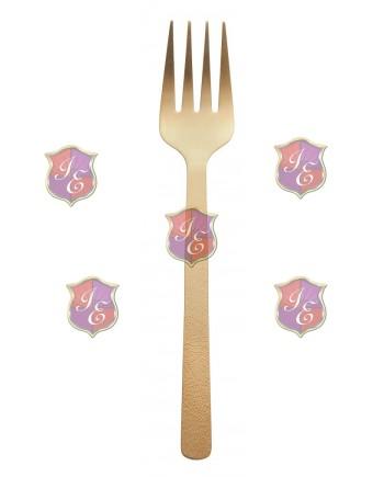 Serving Fork Gold