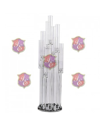 Candle Holder (Clear)