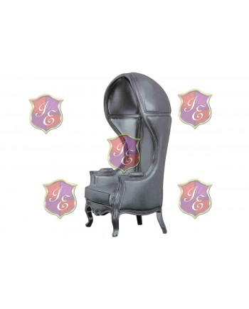 Empress Dome ArmChair ( Silver)