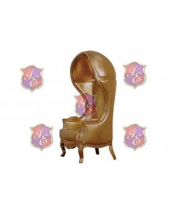 Empress Dome ArmChair (Gold)