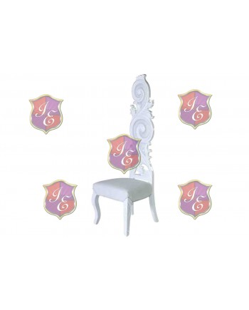 Empress Oasis Chair (White)
