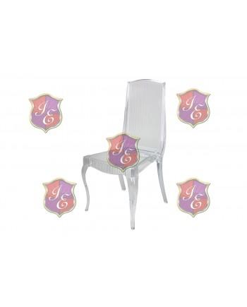 Onyx Chair (Clear)