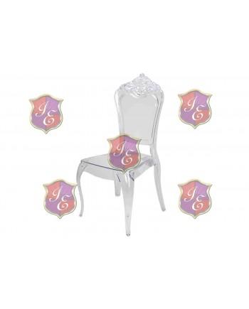 Emerald Chair (Clear)