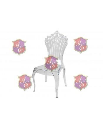 Victoria Chair (Clear)