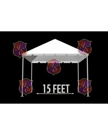 "Tent 15""x 15"""