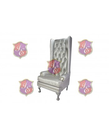 Imperial ArmChair (Silver)