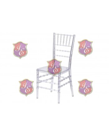 Chiavari Chair (Clear)