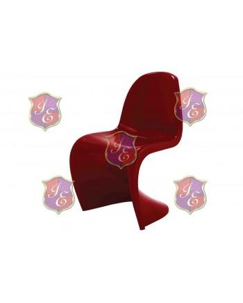 Phantom Chair (Red)