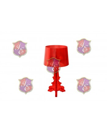 Colosseum Lamp (Red) (Small)