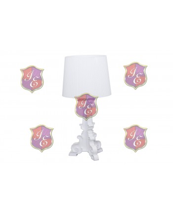 Colosseum Lamp (White) (Large)