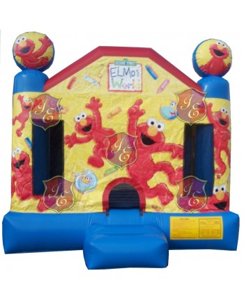 Elmo-Sesame Street Bouncer
