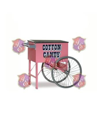 Cotton Candy Cart