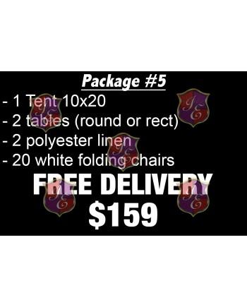 Package # 5