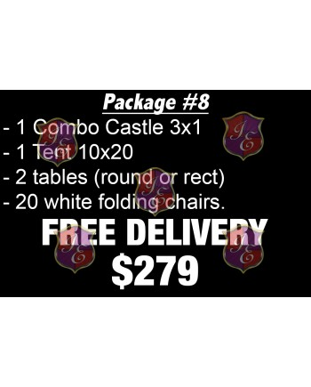 Package # 8
