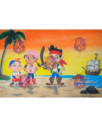 Jake The Pirate Theme