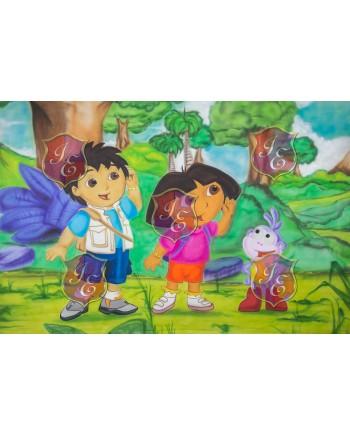 Dora and Diego Theme