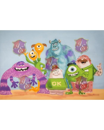 Moster Inc Theme