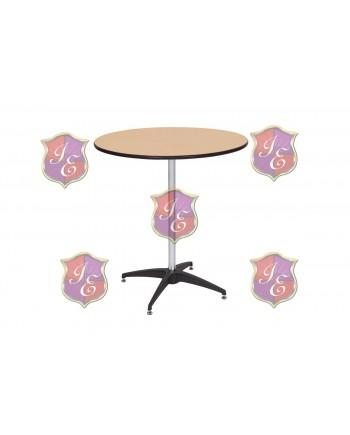 "Tables 30""  High Boy 42"" High"