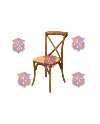 CrossBack Chair (Natural)