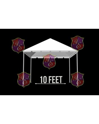 "Tent 10""x 50"""