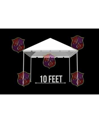 "Tent 10""x 60"""