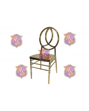 Infinity Chair (Gold)