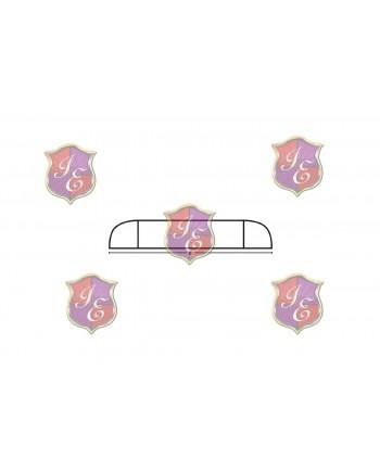 Modular Bar 8'