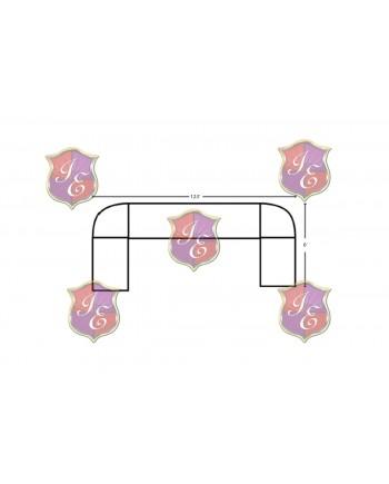 Modular Bar 12.5' x 6'