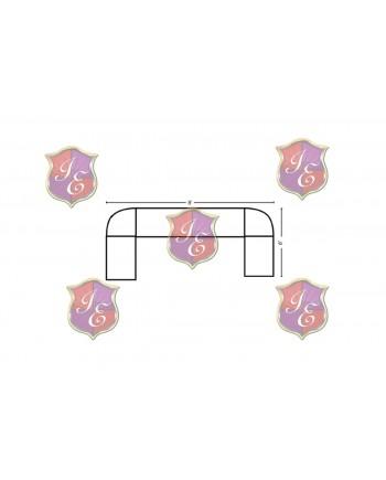 Modular Bar 8' x 6'
