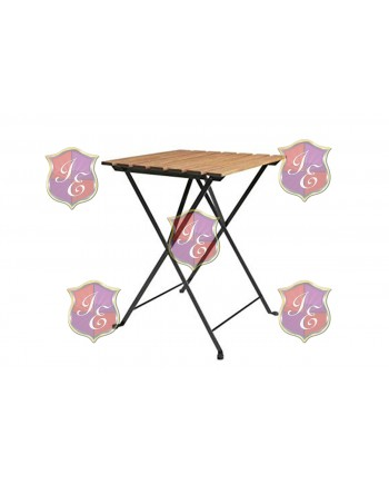 Rustic Bistro Table