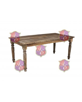 Vintage Edloe Dining Table