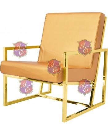 Reflection Rain Armchair (Gold - Gold)