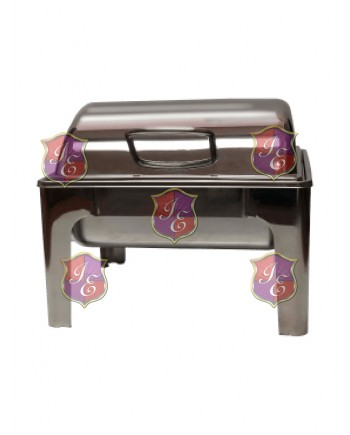 Chafing Dishes Square(Silver) 4QT