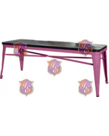 Urban Bench (Bubble Pink)