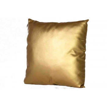 Pillow Leather - Gold