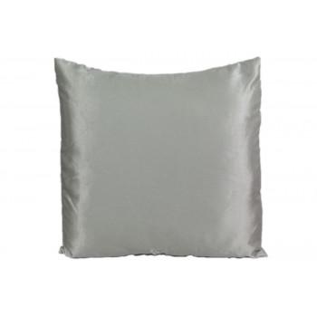 Pillow Satin - Platinum