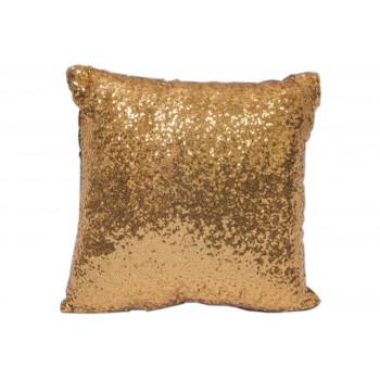 Pillow Sequins - Gold