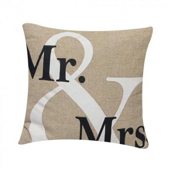 Pillow Mr. & Mrs.