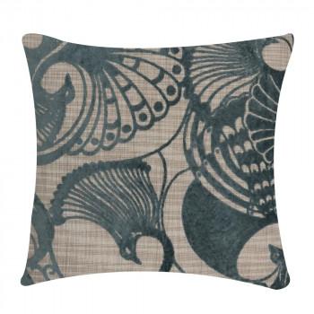 Pillow Peacock  - Sage
