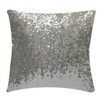 Pillow Sequins - Silver