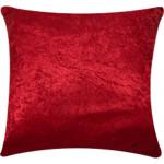 Pillow Velour - Red