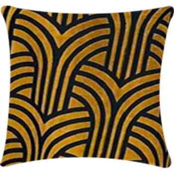 Pillow Art Deco - Gold