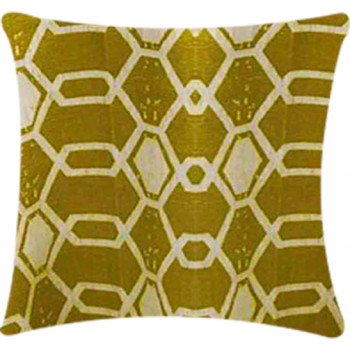 Pillow Hex - Citron