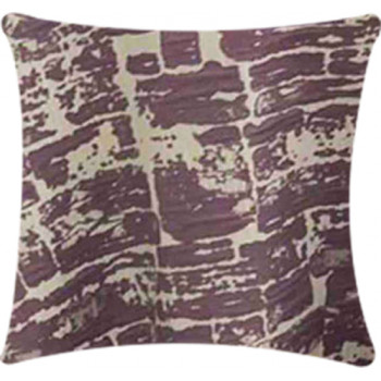 Pillow Stone Wall - Lavender