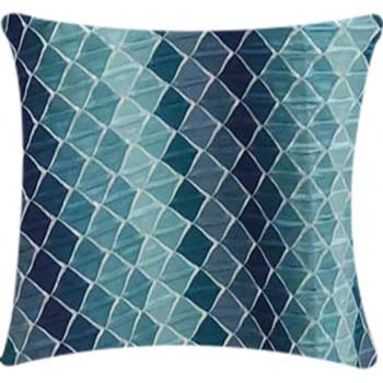 Pillow Valentina - Aquamarine